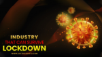 Industry That Can Survive Lockdown