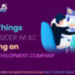 Top 5 Things to Consider While Selecting an iOS App Development Company